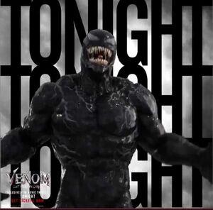 Venom Let There Be Carnage PremieresTonight Promotional Image