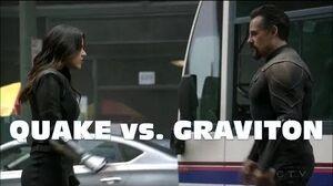 Agents of Shield Season 5 Finale Quake vs