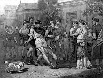 Antipholus of Ephesus