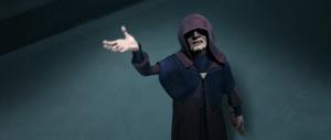 Darth Sidious esoteric