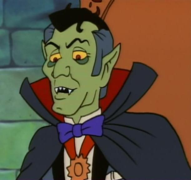 Dracula (Scooby-Doo and the Reluctant Werewolf)