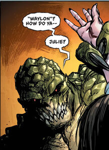 Killer Croc Prime Earth 0066