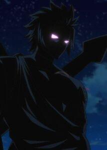 Larcade-silhouette anime