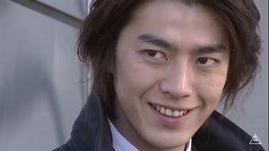 Masashi Sudo Evil Grin