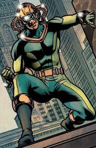 Nicholas Powell (Earth-616) Captain America Sam Wilson Vol 1 9 001