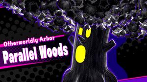 Otherworldly Arbor Parallel Woods