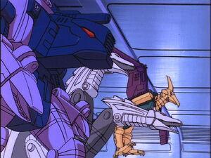 Terrorcons beast mode G1 cartoon