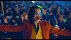 Arthur Fleck becomes the Joker Joker UltraHD, HDR