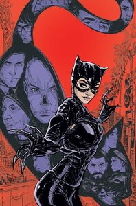 Catwoman Vol 5 8 Textless
