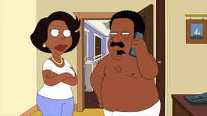 Cleveland Calls the Cops on Donna
