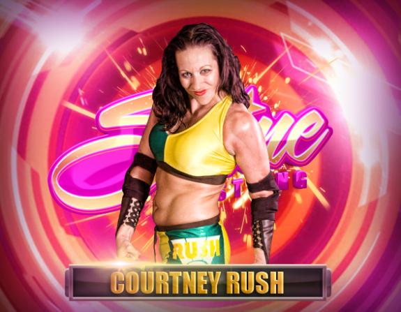 Courtney Rush