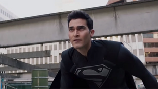 Deegan as the Superman of Earth-1