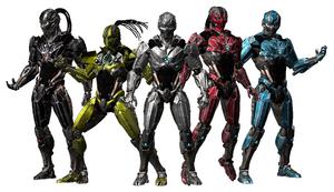 Lin kuei cyborgs