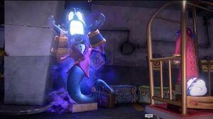 Luigi's Mansion 3 Steward Boss Fight