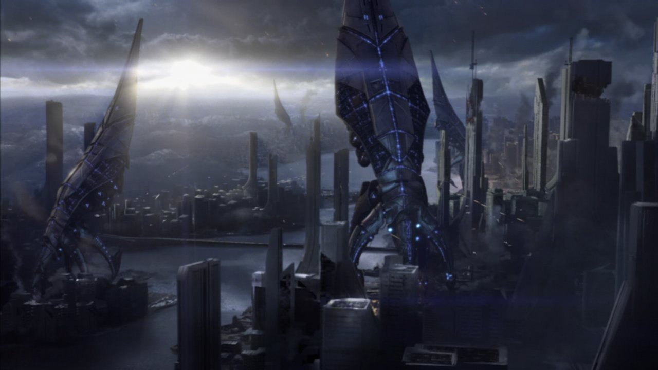 Reapers (Mass Effect)