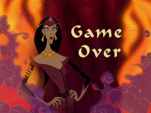 Nasira's Game Over