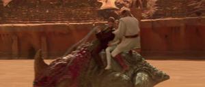 Skywalker Amidala Kenobi ride