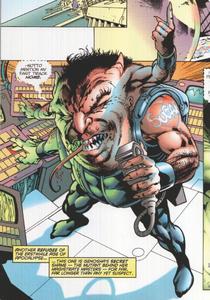 Sugar Man (Earth-295) X-Man Annual Vol 1 1996