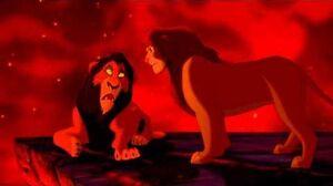 The Lion King (Simba vs Scar) HD-0