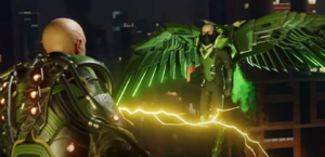 Vulture (Marvel's Spider-Man) 02