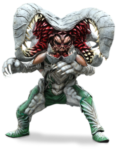 Combined Invase Warrior