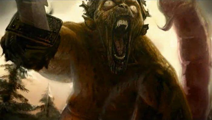 Gorkil the Goblin King