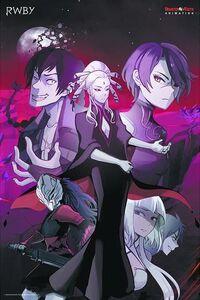 RWBY Vol 5 Villains Poster
