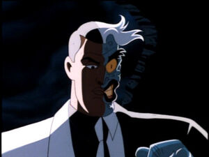 Two-Face (DC Animated Universe) 06