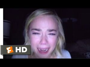 Unfriended- Dark Web - Pushed into a Subway Train Scene (8-10) - Movieclips