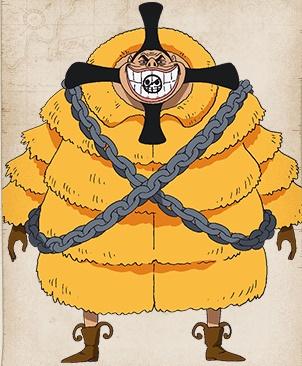 Buffalo (One Piece)