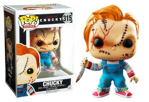 Chucky y Charles Lee Ray