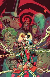Harley Quinn 2021 Annual 1 Textless