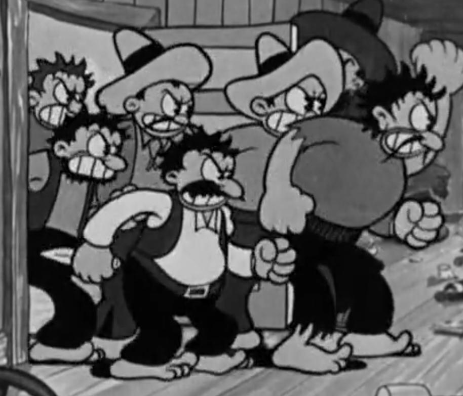 Bandits (Popeye)
