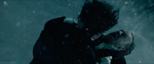 Moriarty's death