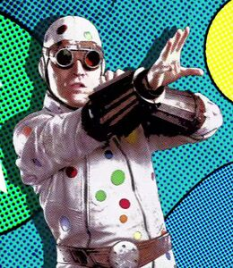 Polka-Dot Man - The Suicide Squad