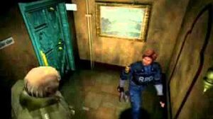 Resident evil 2 LeonB All Mr