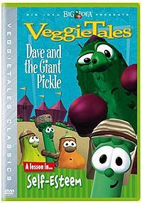 1996 - VeggieTales; Dave and the Giant Pickle