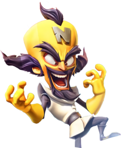 Cortex from crash 4 by danyq94