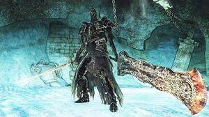 Dark Souls 2 Fume Knight Boss Fight (4K 60fps)