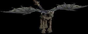 Dragon Anankos Model Render
