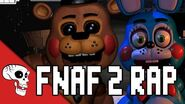 """Five Nights At Freddy's 2 Rap by JT Machinima """"Five More Nights"""""""