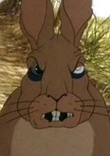 General Woundwort's first stare