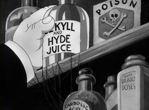 Jekyll Hyde Juice