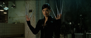 Lady Deathstrike in X2