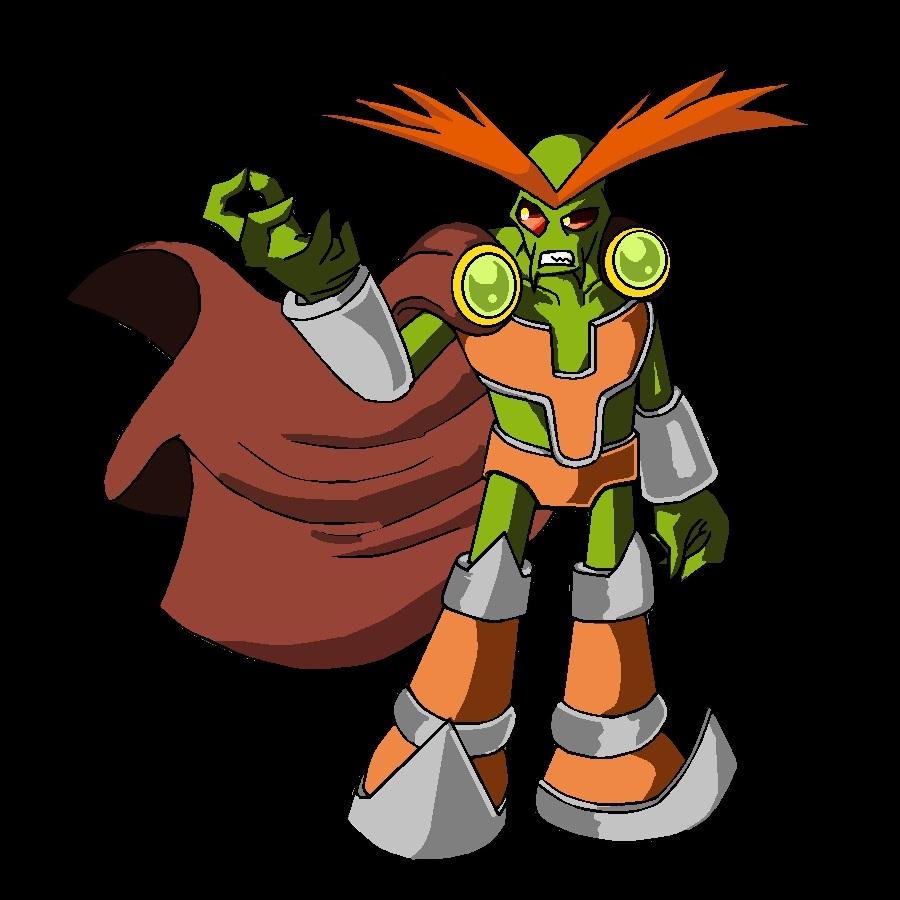 Lord Brevon