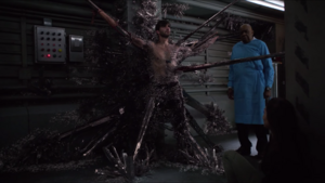 Shrike Kills Agent Keller