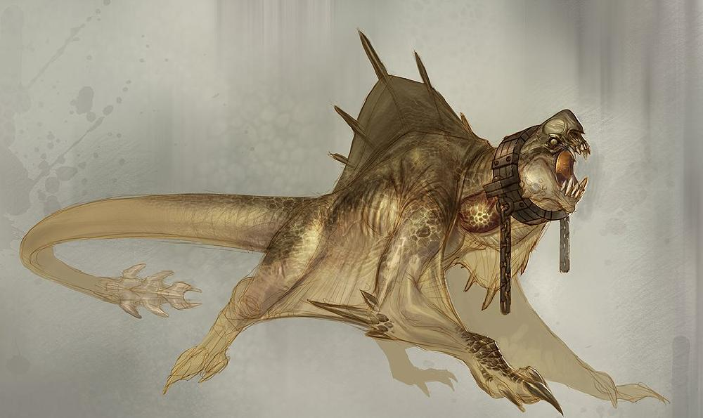 Basilisk (God of War)