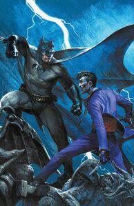 Detective Comics Vol 1 1027 Bulletproof Comics Exclusive Textless Gabriele Dell'Otto Variant