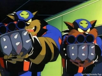 Dark SWAT Kats