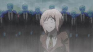 Frightened Mitarai